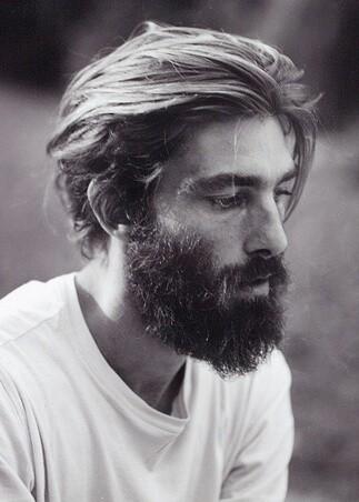 Długie Włosy Galeria Męskich Fryzur Facetem Jestem I O Siebie