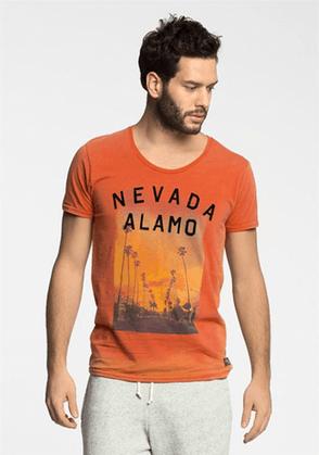 pomaranczowe t-shirty