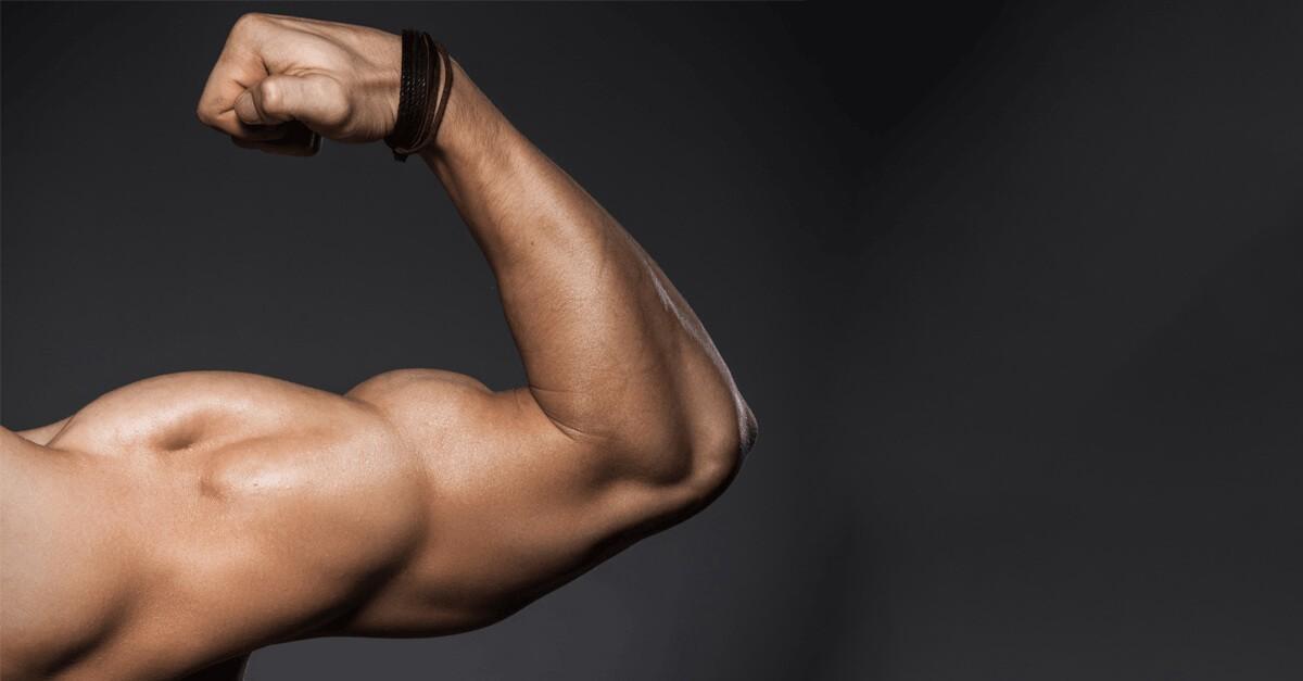 Ćwiczenia na biceps w domu