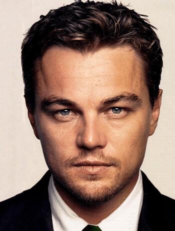 Zarost dla twarzy okrągłej (Leonardo DiCaprio)