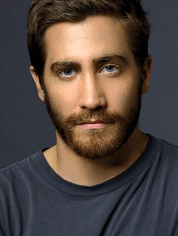 Zarost dla twarzy owalnej (Jake Gyllenhaal)