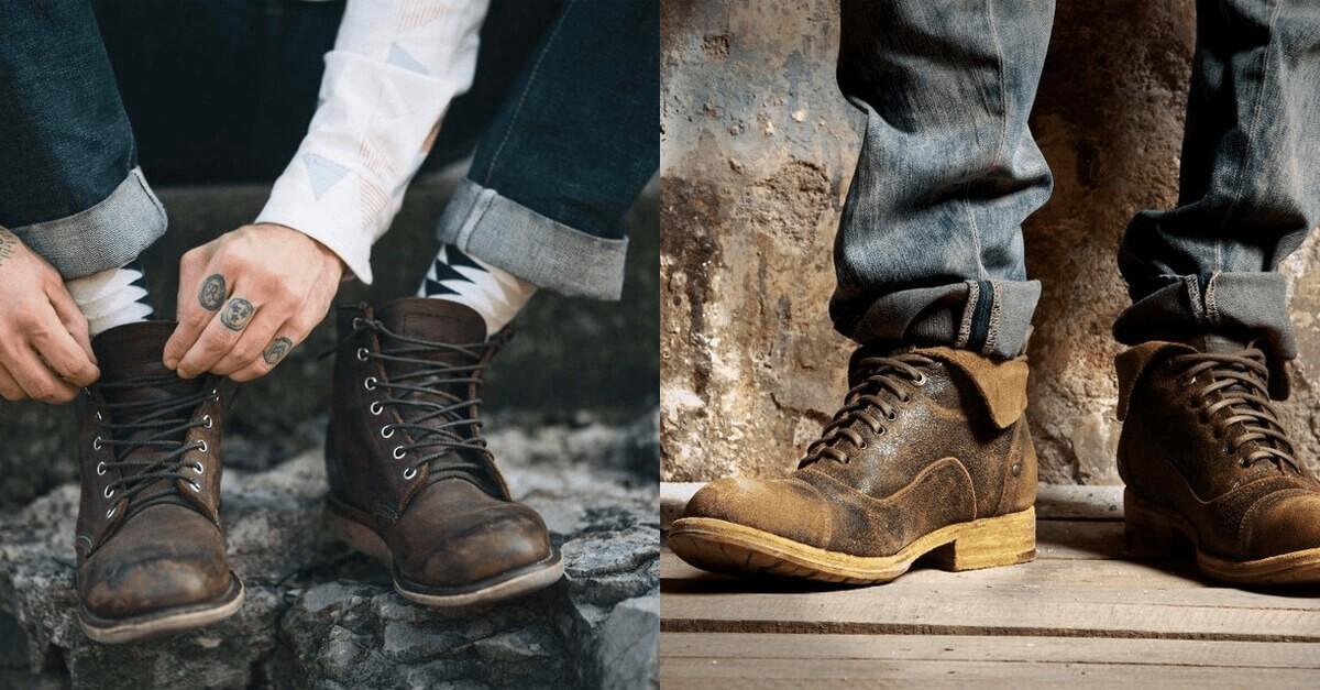 Jak wybrać buty męskie na jesień i zimę?