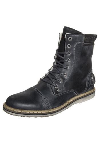 Buty męskie zamszowe 01
