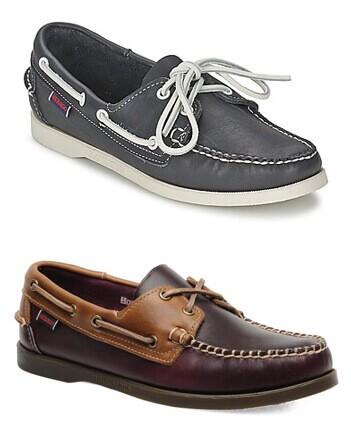 Buty żeglarskie (żeglarki) męskie