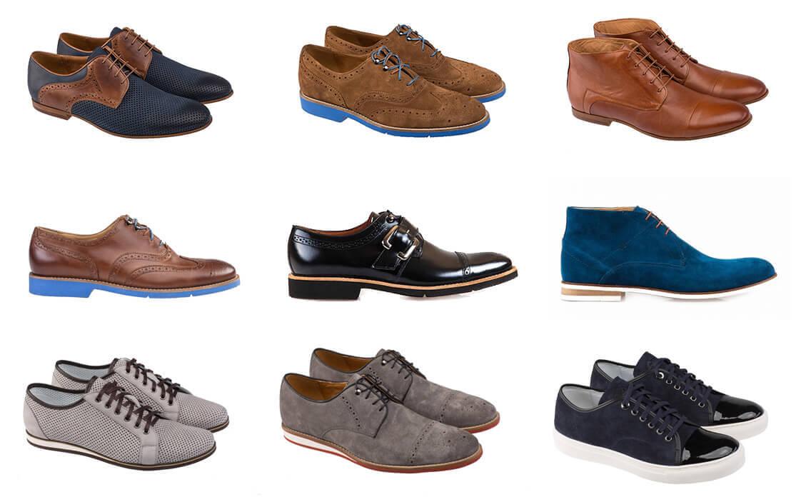 Cohnpol buty męskie wiosna lato 2015