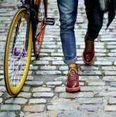 Buty męskie wiosenne Frelan Rise Boots by Clarks