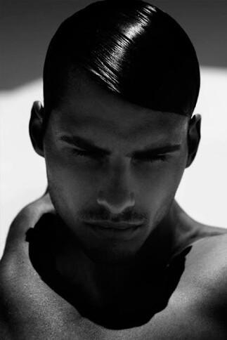 Męska fryzura 32