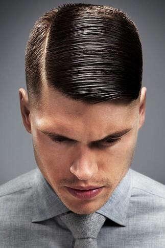 Męska fryzura 47