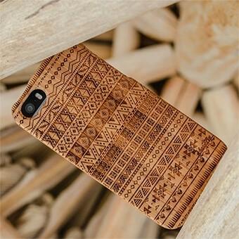 Case do iPhona (bambo)
