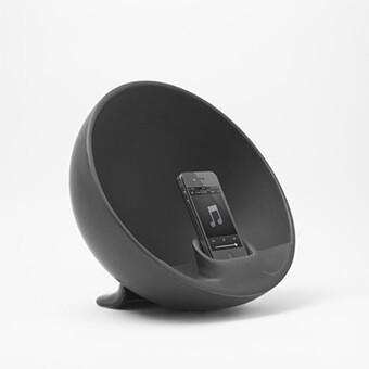 Dock do iPhone (półsfera)