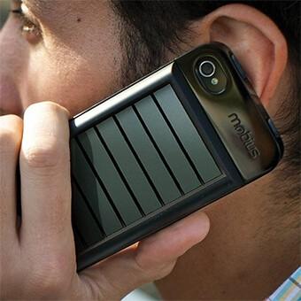 Ładowarka (case) do iPhone na energięsłoneczną