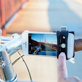 iPhone - uchwyt do roweru