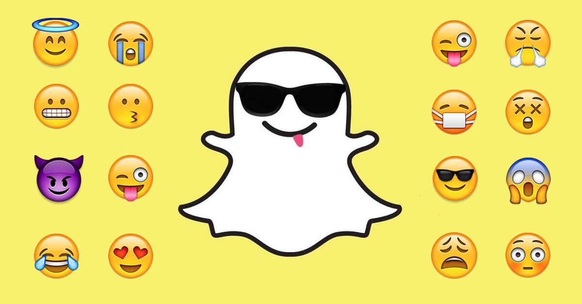 Snapchat Logo Emoji