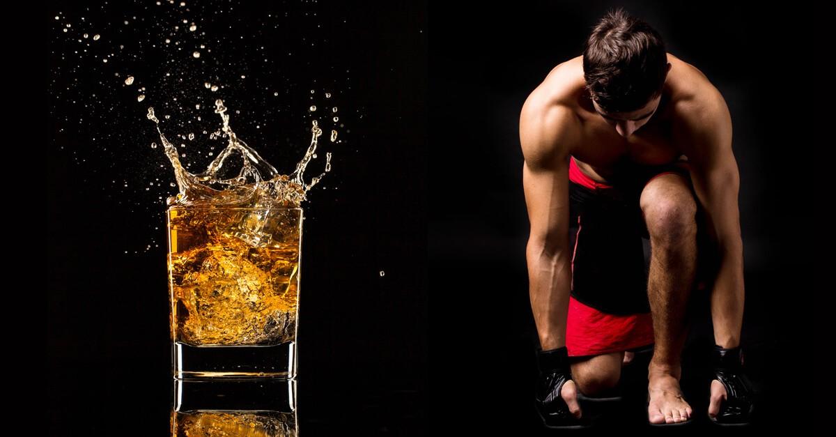 Alkohol kontra trening i dieta