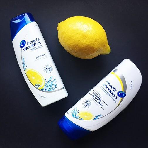 Head&Shoulders - szampon i odżywka do włosów przetłuszczających się