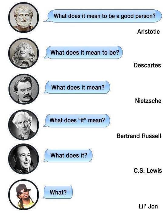 Ewolucja filozofii, jak rozwijała się myśl ludzka