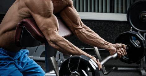 Nabieranie masy mięśniowej trening i dieta
