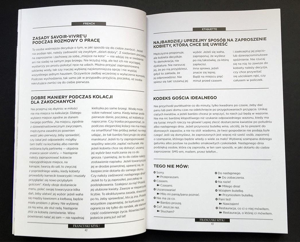podręcznik stylu dla mężczyzn pdf