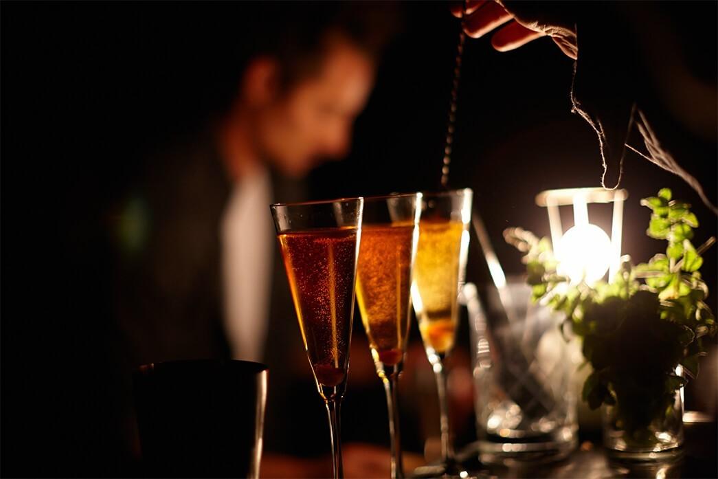 Drink wódka OSTOYA