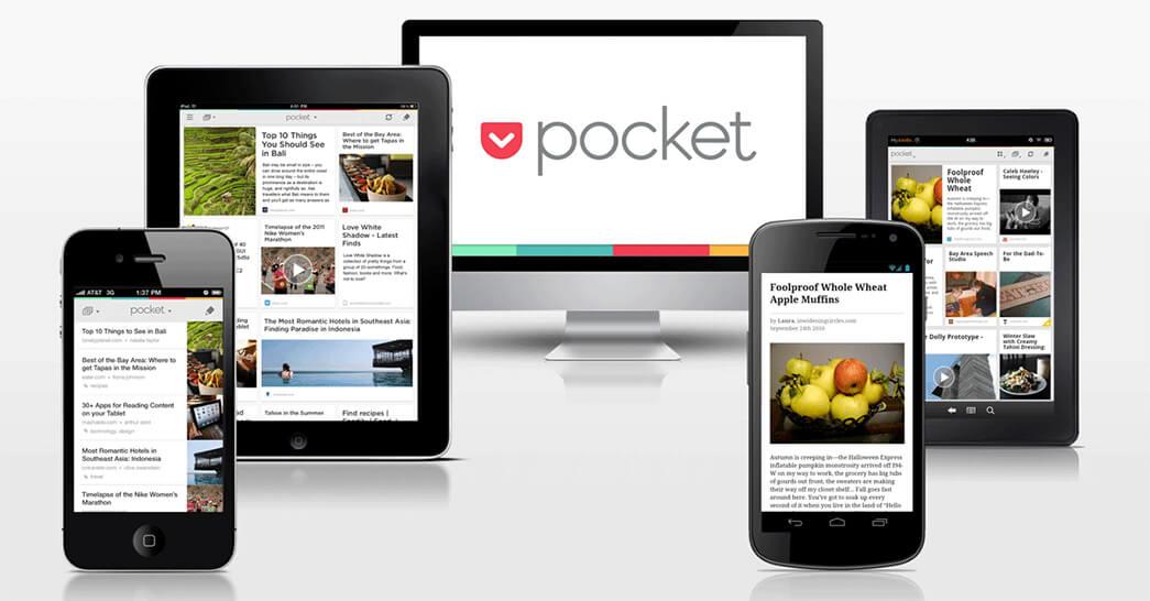Pocket aplikacja