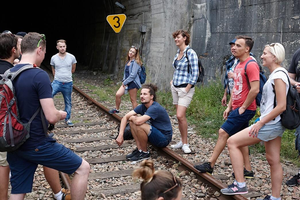 Tunel Łupków