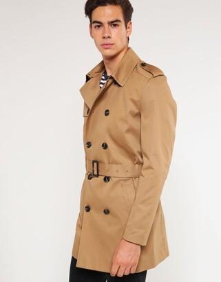 Płaszcz męski (trencz)