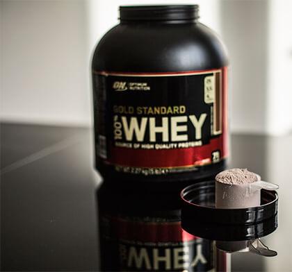 Odżywka białkowa Optimum Nutrition Gold Standard 100% Whey