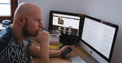 """Tomasz Saweczko, e-book """"Najpierw wiedza, potem rzeźba"""""""