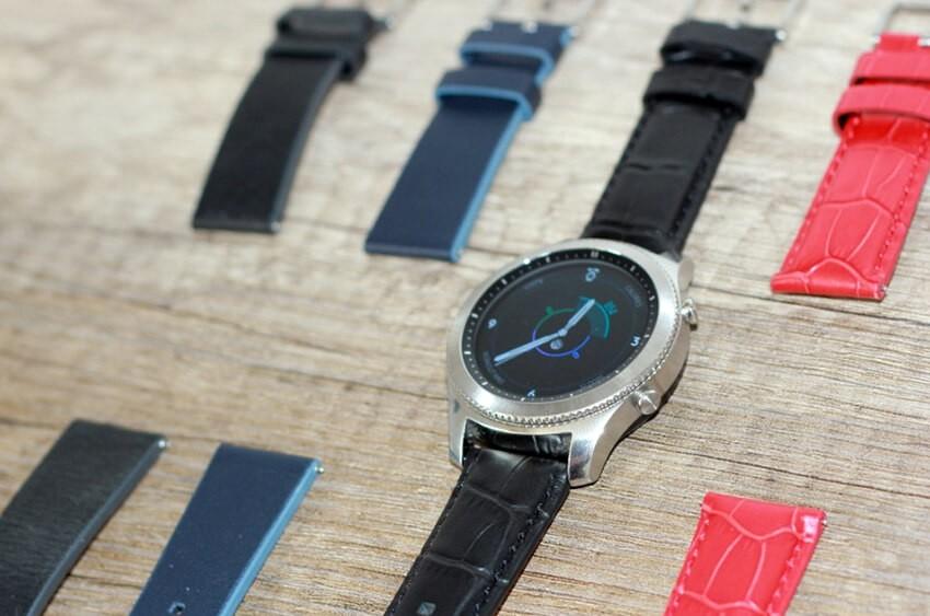 Samsung Gear wymienne paski