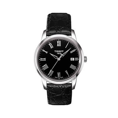 Zegarek Tissot T-Classic czarny