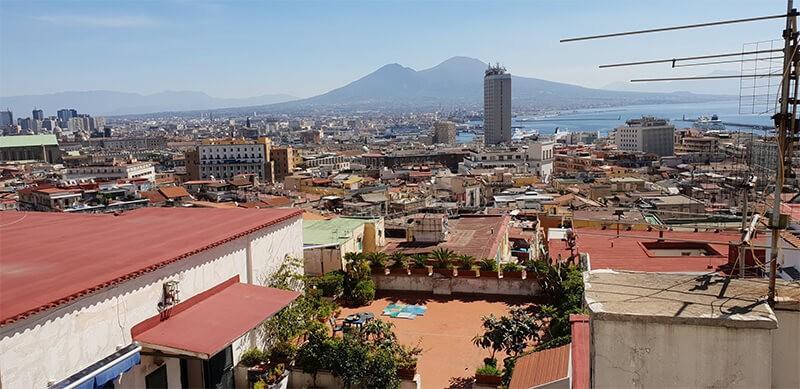 Panorama Neapolu 1