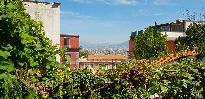 Panorama Neapolu 2