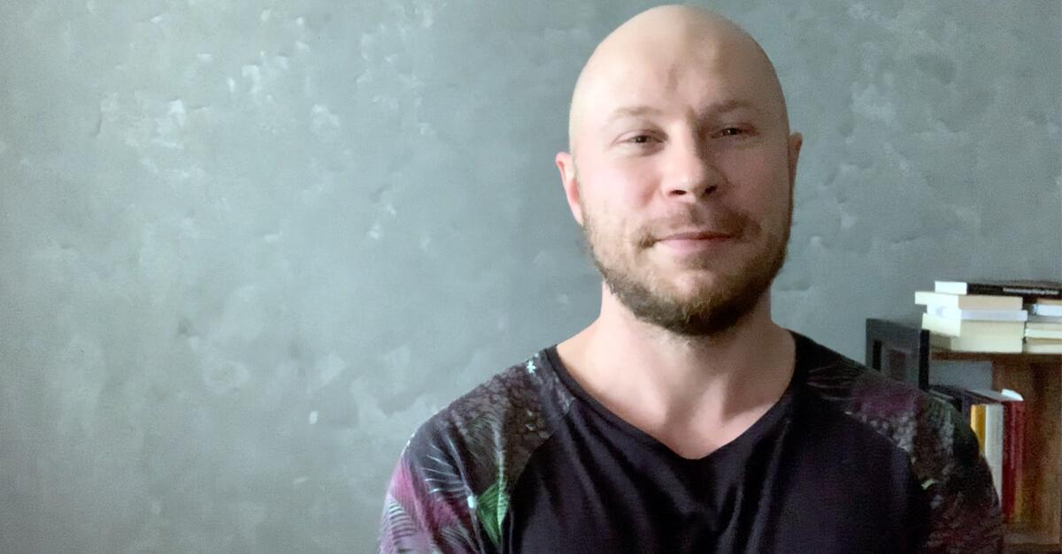 Tomasz Saweczko - Łysy uczy matmy